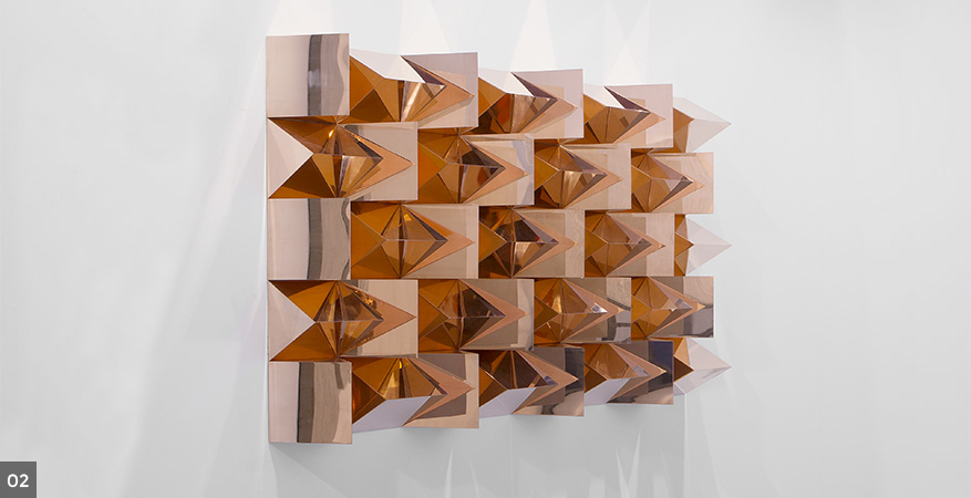 Laurent Grasso - Anechoic Wall